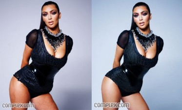 kim kardashian blog pic